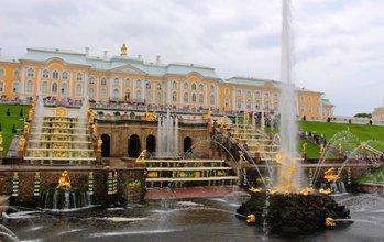 Экскурсия в Петергоф